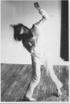 Dena Davida | Not Exactly With Effort | 1979 | Robert Etcheverry